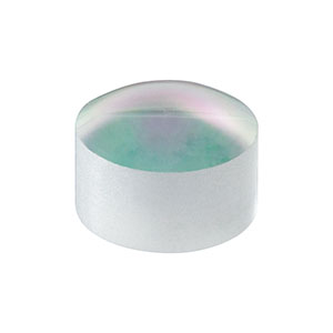 A110-C - f = 6.24 mm, NA = 0.4, Unmounted Aspheric Lens, ARC: 1050 - 1620 nm