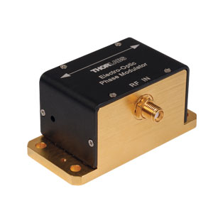 EO-PM-NR-C1 - EO Phase Modulator, Wavelength: 600 - 900 nm