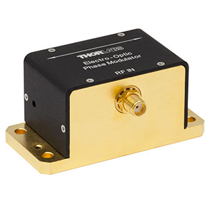 EO-PM-NR-C2 - EO Phase Modulator, Wavelength: 900 - 1250 nm