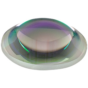 AL4532-C - Ø45 mm S-LAH64 Aspheric Lens, f=32 mm, NA=0.61, ARC: 1050-1700 nm