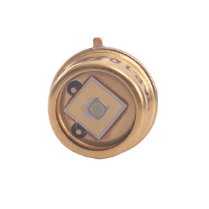 FGA21-CAL - Calibrated InGaAs Photodiode, 800-1700 nm, Ø2.0 mm Active Area