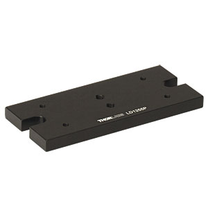 LD1255P - LD1255R Optical Table Mounting Plate