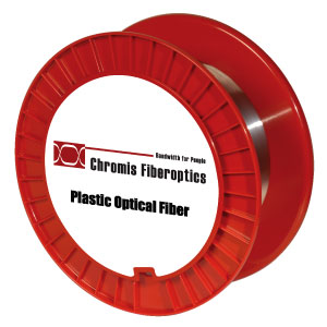 GIPOF120 - Graded-Index Perfluorinated POF, 120 μm Core