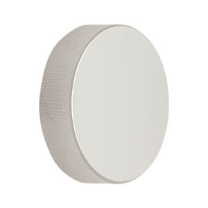 CM254-025-P01 - Ø1in Silver-Coated Concave Mirror, f = 25.0 mm