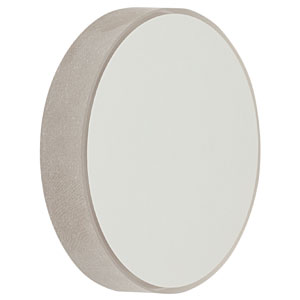 CM508-100-P01 - Ø2in Silver-Coated Concave Mirror, f = 100.0 mm