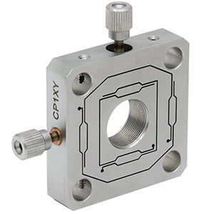 Thorlabs Cp1xy 30 Mm Cage Xy Flexure Adjustment Plate