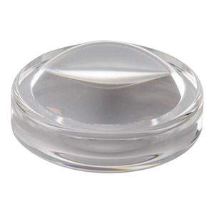 352330-A - f = 3.1 mm, NA = 0.68, Unmounted Geltech Aspheric Lens, AR: 400-600 nm