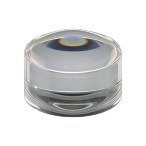 352440-A - f = 2.95 mm, Unmounted Geltech Aspheric Lens, AR: 400-600 nm