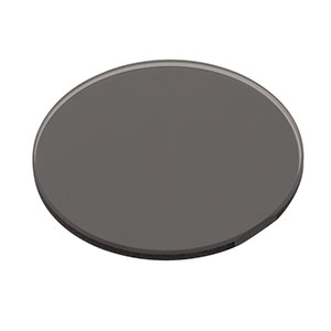 NDUV05B - Unmounted Ø25 mm UVFS Reflective ND Filter, OD: 0.5