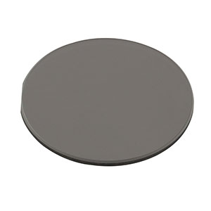 NDUV06B - Unmounted Ø25 mm UVFS Reflective ND Filter, OD: 0.6