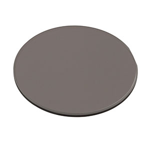 NDUV10B - Unmounted Ø25 mm UVFS Reflective ND Filter, OD: 1.0