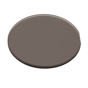 NDUV20B - Unmounted Ø25 mm UVFS Reflective ND Filter, OD: 2.0