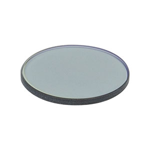 NE03B-B - Ø25 mm Neutral Density Filter, AR Coated: 650 - 1050 nm, OD: 0.3