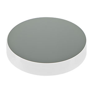 BB4-E02 - Ø4in Broadband Dielectric Mirror, 400-750 nm