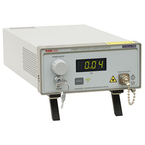 S1FC1310PM - Fiber Coupled Laser Source 1310 nm, 1.5 mW, PM
