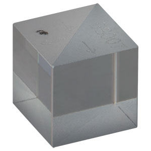 BS007 - 50:50 Non-Polarizing Beamsplitter Cube, 400 - 700 nm, 5 mm