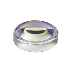 352671-B - f = 4.02 mm, NA = 0.6, Unmounted Geltech Aspheric Lens, AR: 600 - 1050 nm