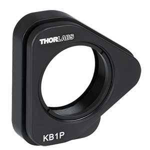 KB1P - Back Plate and Removable Mounting Carriage Set, Magnetic Coupling