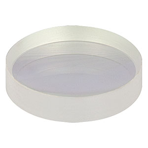 LC1258-C - N-BK7 Plano-Concave Lens, Ø25 mm, f = -75 mm, AR Coating: 1050-1700 nm