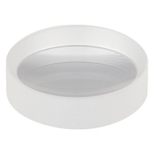 LC1259-A - N-BK7 Plano-Concave Lens, Ø25 mm, f = -50.0 mm, AR Coating: 350-700 nm