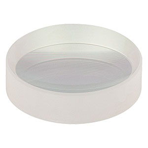 LC1259-C - N-BK7 Plano-Concave Lens, Ø25 mm, f = -50 mm, AR Coating: 1050-1700 nm