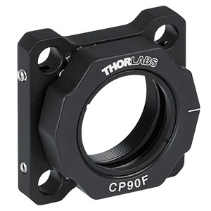 CP90F - 30 mm Removable Cage Plate, Front and Back Plate, Internal SM1 Threading