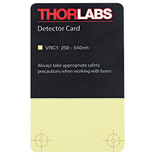 VRC1 - UV/VIS Detector Card, 250 - 540 nm