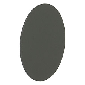 NE2R06B - Unmounted Ø2in Absorptive ND Filter, Optical Density: 0.6