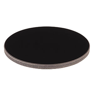 NE2R50B - Unmounted Ø2in Absorptive ND Filter, Optical Density: 5.0