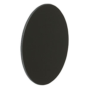 NE2R60B - Unmounted Ø2in Absorptive ND Filter, Optical Density: 6.0