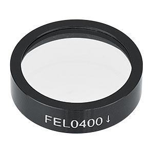 FEL0400 - Longpass Filter, Cut-On Wavelength: 400 nm