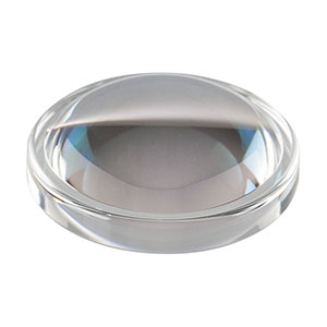 352240-1064 - f = 8.00 mm, NA = 0.50, Unmounted Geltech Aspheric Lens, AR: 1064 nm