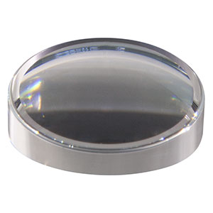 352220-1064 - f = 11.00 mm, NA = 0.25, Unmounted Geltech Aspheric Lens, AR: 1064 nm