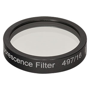 MF497-16 - YFP Excitation Filter, CWL = 497 nm, BW = 16 nm