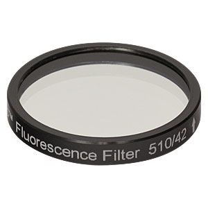 MF510-42 - WGFP Emission Filter, CWL = 510 nm, BW = 42 nm