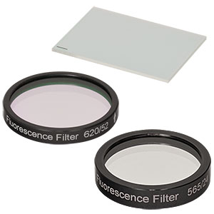 MDF-CY3.5 - CY3.5 Excitation, Emission, and Dichroic Filters (Set of 3)