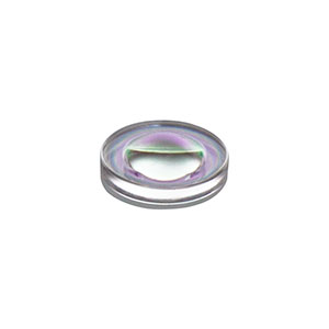 352710-C - f = 1.49 mm, NA = 0.5, Unmounted Geltech Aspheric Lens, AR: 1050-1600 nm