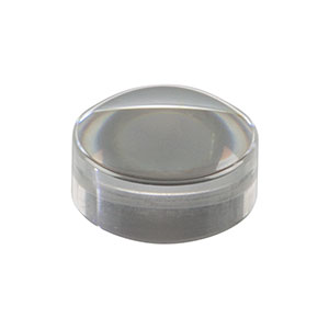 355660-A - f = 2.97 mm, NA = 0.60, Unmounted Aspheric Lens, ARC: 400 - 600 nm