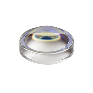 352340-B - f = 4.03 mm, NA = 0.62, Unmounted Geltech Aspheric Lens, AR: 600-1050 nm