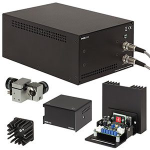 GVSM002 - 2D Galvo System with Accessories