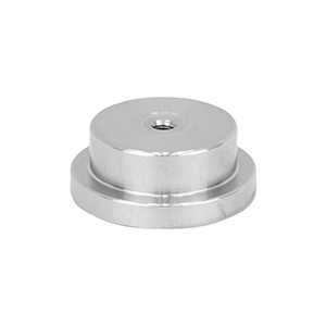 RS05P4M - Ø25.0 mm Pedestal Pillar Post, M4 Taps, L = 12.5 mm