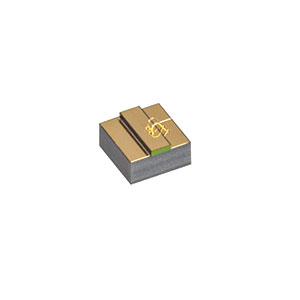 SAF1091C - 1650 nm Single Angle Facet Gain Chip on Submount