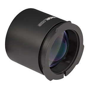 COP3-A - Collimation Adapter for Nikon Eclipse, AR Coating: 350 - 700 nm