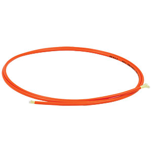 FT030 - Orange Reinforced Ø3 mm Furcation Tubing