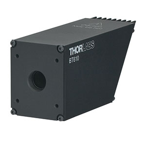 BT610 - Beam Trap, 400 nm - 2.5 µm, 30 W Max Avg. Power, Pulsed and CW, 8-32 Tap