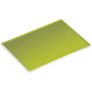 DMLP505R - 25 mm x 36 mm Longpass Dichroic Mirror, 505 nm Cut-On