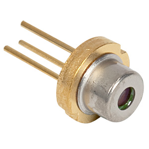 L658P040 - 658 nm, 40 mW, Ø5.6 mm, A Pin Code, Laser Diode