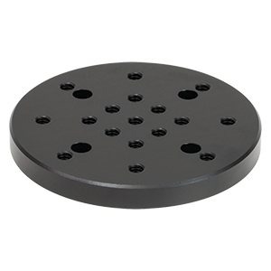 NR360SP9 - 1/4in-20 and 8-32 Threaded Adapter Plate for NR360S Stage