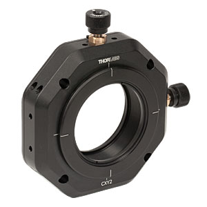 CXY2 - 60 mm Cage System Translating Lens Mount for Ø2in Optics