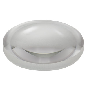 AL2550-A - Ø25 mm N-BK7 Aspheric Lens, f=50 mm, NA=0.230, ARC: 350-700 nm
